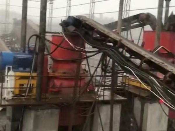 四川乐山破碎机生产线